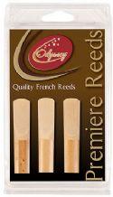 ODYSSEY PREMIERE CLARINET REEDS Strength 1.5 TRIPLE PACK